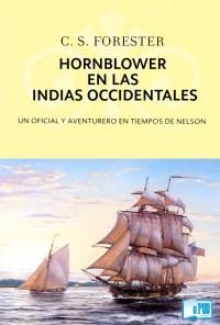 Hornblower en las Indias occidentales - C. S. Forester portada
