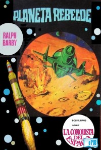 Planeta rebelde - Ralph Barby portada