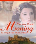 El toque del highlander - Karen Marie Moning portada