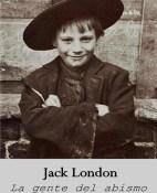 La gente del abismo - Jack London portada