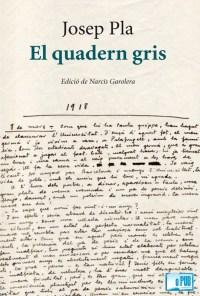El quadern gris - Josep Pla portada