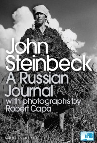 A Russian Journal - John Steinbeck portada