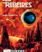 Los rebeldes - Jane Roberts portada