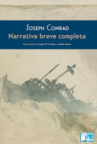 Narrativa breve completa - Joseph Conrad portada