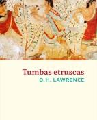 Tumbas etruscas - D. H. Lawrence portada