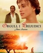 Orgull i prejudici - Jane Austen portada