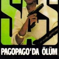 SAS / Pagopago'da Ölüm / Gerard De Villiers