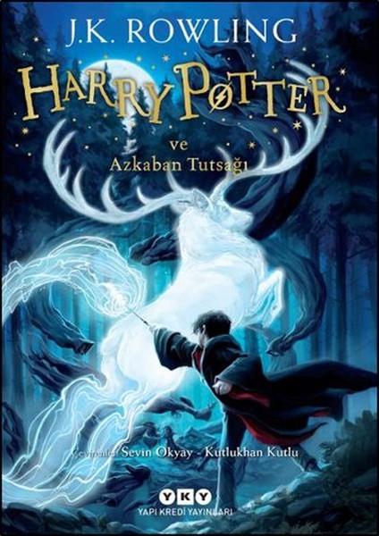 Harry Potter ve Azkaban Tutsağı / J.K.Rowling