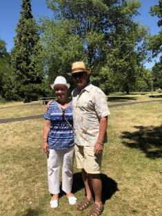 Annette and Dennis Godfrey
