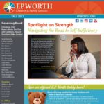 Epworth Newsletter Fall 2017 cover