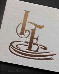 Lariat Rope Logo With Monogram Offers Ultimate Flexibility