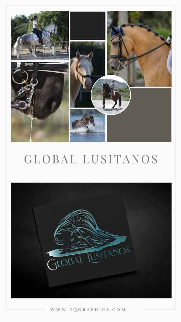 Line Art Logos Make Marketing Your Equine Brand Simple and Fun