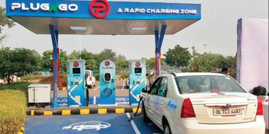 India Invites Proposals To Set Up 1,000 EV Charging Stations – The Leading Solar Magazine In India