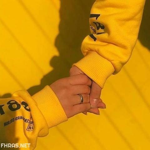 لونها اصفر رمزيات بنات كيوت باللون الاصفر