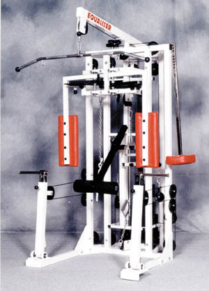 Equalizer Exercise Machines All Things Being Equal