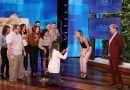 Lesbian Proposal on Ellen Show