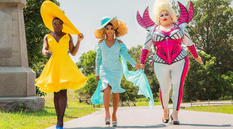 New Drag TV Show We are Here Coming to HBO