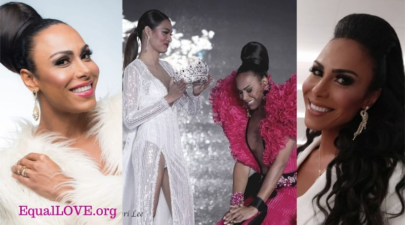 Ava Simões Representing Angola Won Miss Trans Star International 2019