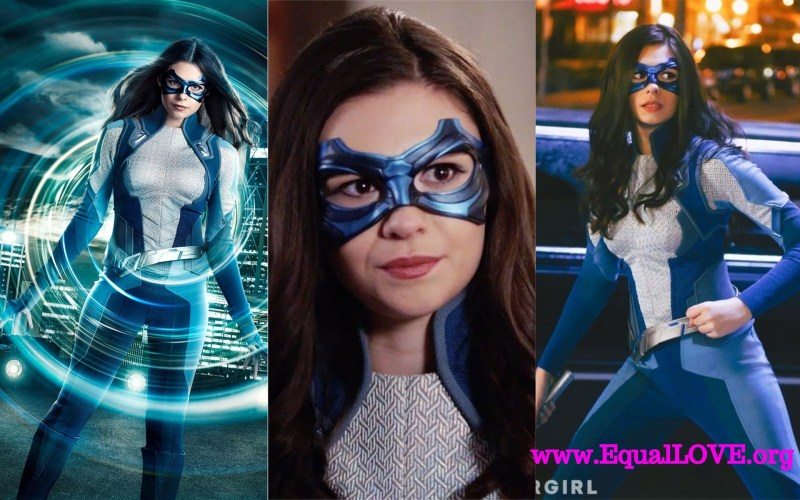First Transgender Superhero nicole maines in supergirl as dreamer 2