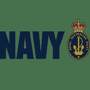 Royal Australian Navy Logo VR Diversity Training
