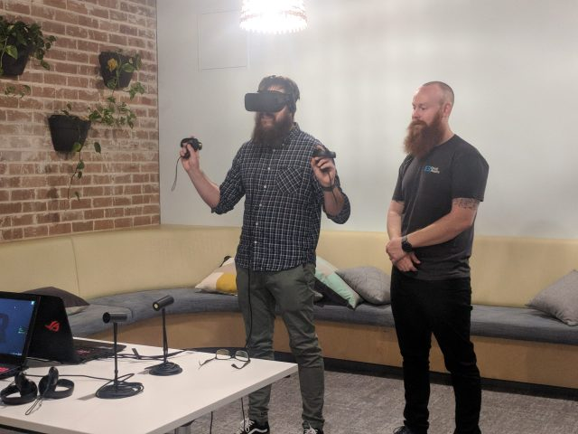 domain vr power and exclusion mwah virtual reality training client implementation Australia vr