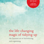 The Life-Changing Magic of Tidying by Marie Kondo book cover
