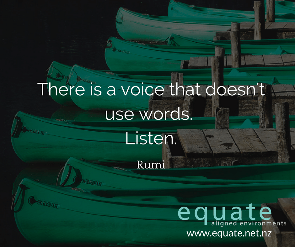 Strengthening awareness Rumi quote