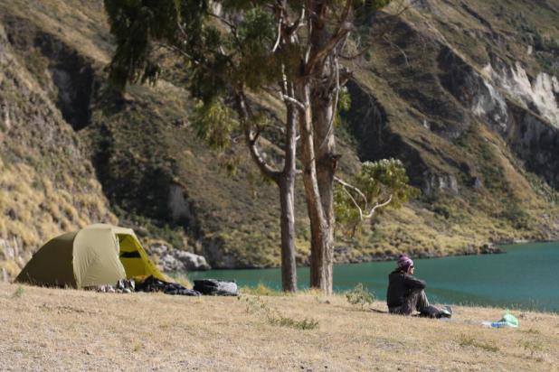 Envie de voyager Quilotoa