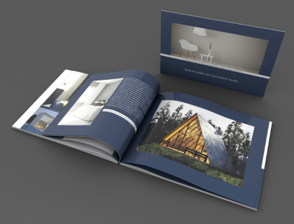 Bark Brochure Design London