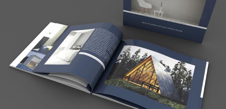 Bark Brochure Design London