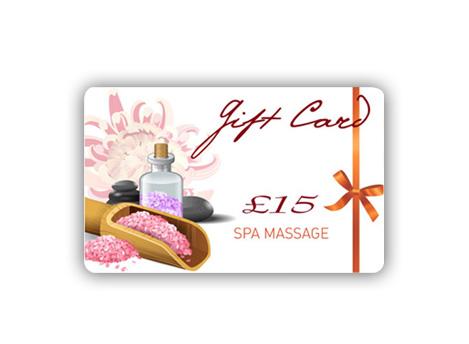 Gift Card Printing London