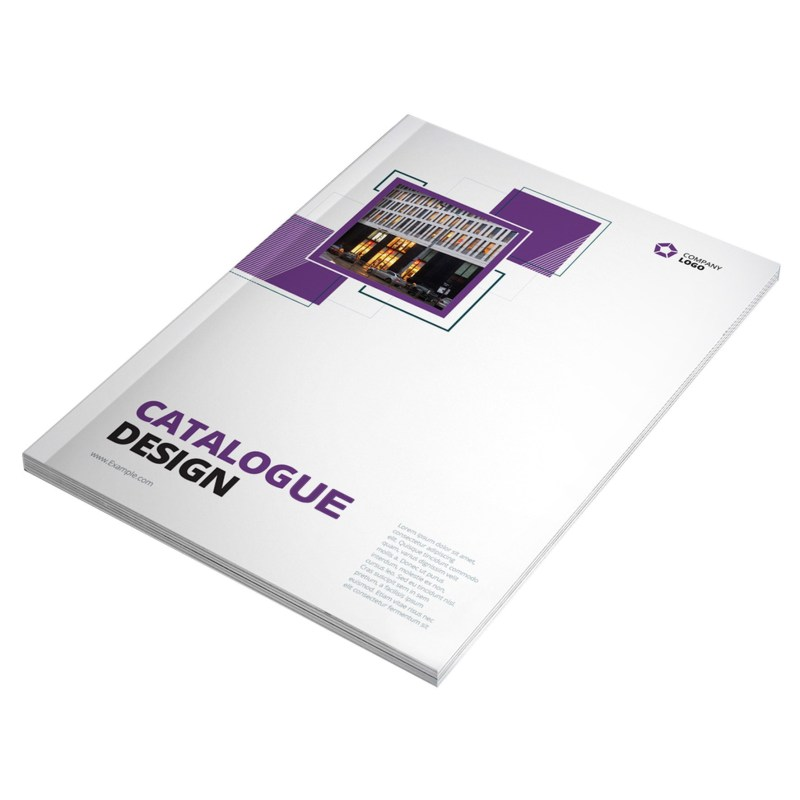 Catalogue Design London