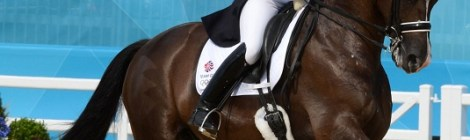 Equine elegance: challenging the established dressage outfit