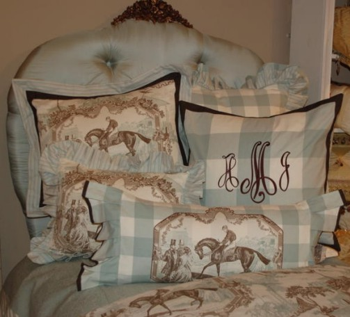 Its Toile About You And Your Home Equestrian Stylist