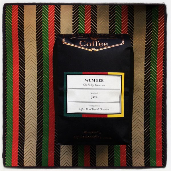 1 pound Bag of Equiano coffee