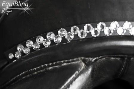 Zadeljuweel Swarovski 12mm