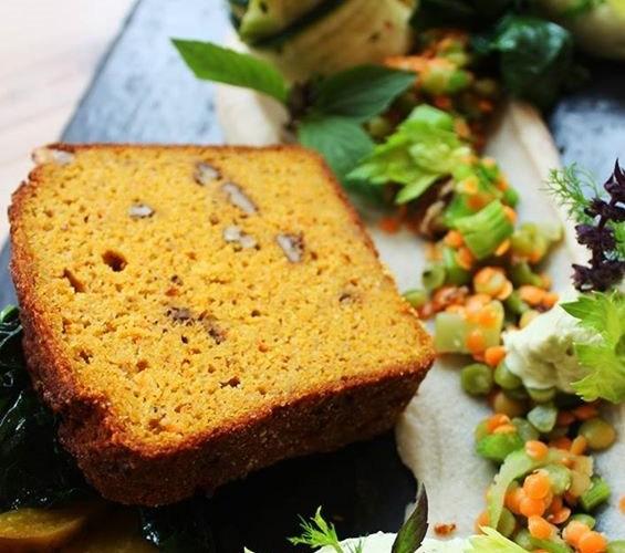 Carrot cake salé