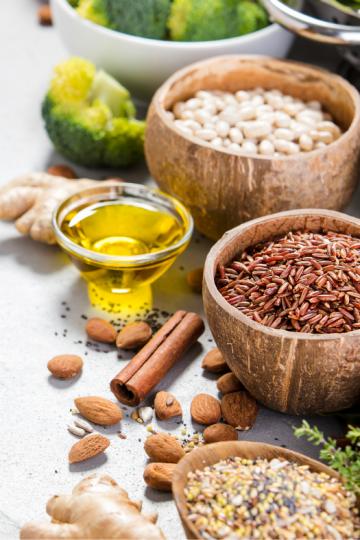 7 familles d'aliments santé à ajouter dans ton alimentation