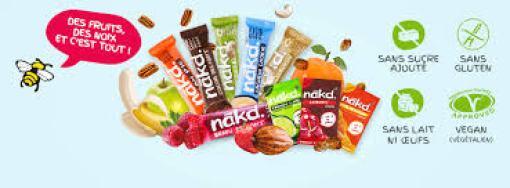 Craquez pour un Noël sain & gourmand avec les barres de fruits Nakd !