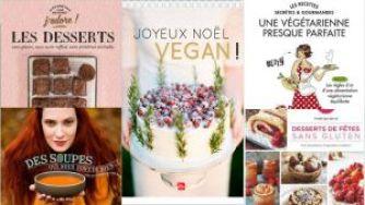 De belles lectures pour un Noël sain & gourmand !