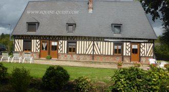 Normandie – Secteur Bernay – Haras élevage et entraînement