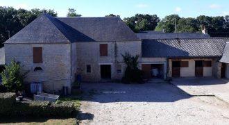 Normandie – région Bayeux – propriété équestre
