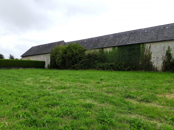 Normandy – Ste Mère Eglise area – Stone farm