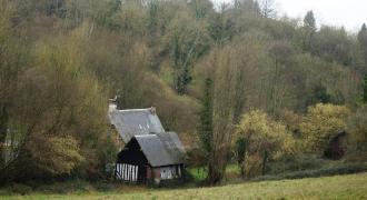 Normandie, Pays d'Auge – charmante propriété, 1.7 hectares