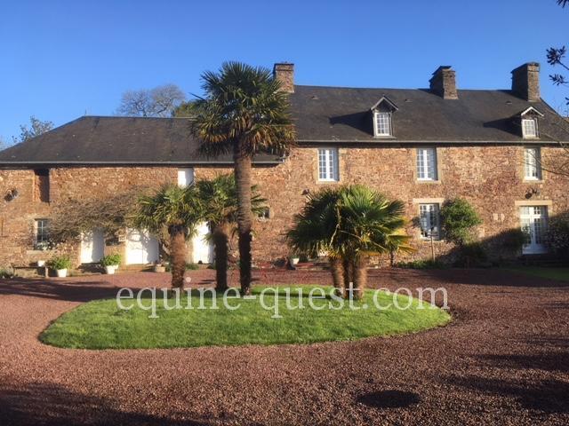 Normandie – Région Manche- Propriété au coeur de la nature