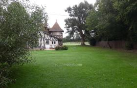 Normandy  –  Nice property of  Pays d'Auge
