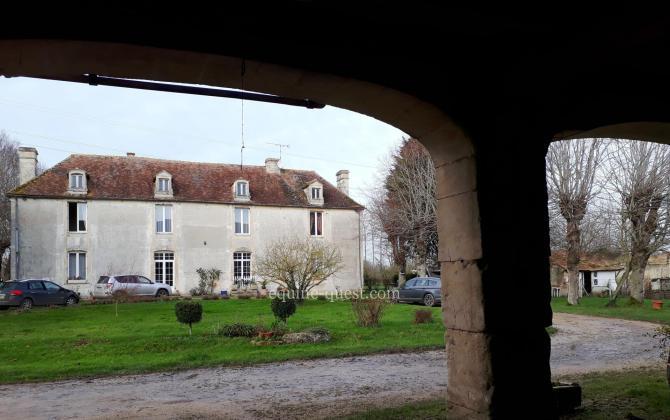 Normandie – Région Caen – Pays d'Auge – propriété agricole 14 hectares