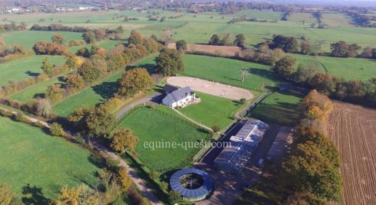 NOrmandy – Saint Lo area – Equestrian property