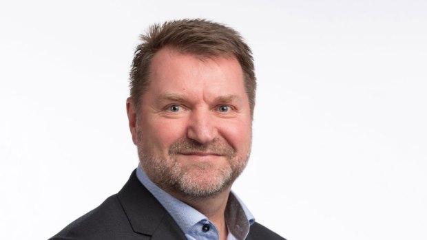 Portrait of Geir Tungesvik