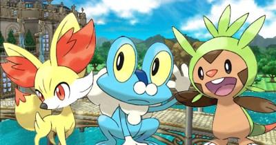 Image de Pokémon X